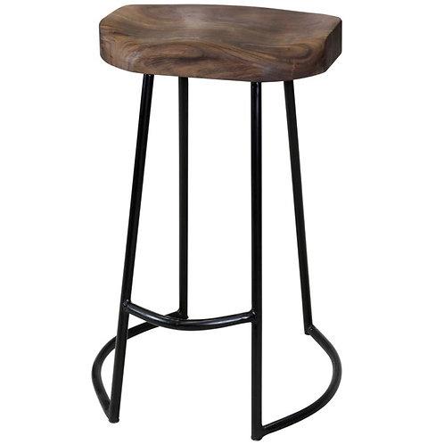 Gavin Sculpted counter stool