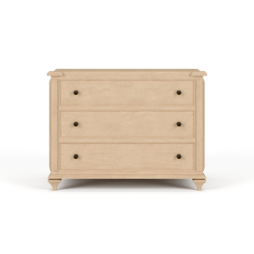 Soho Three Drawer Dresser