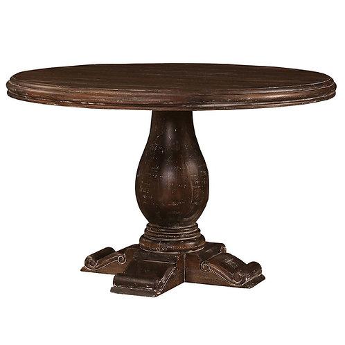 Drake 4' Round Pedestal Table
