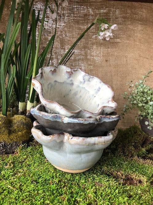 Etta B Small Wavy Bowl