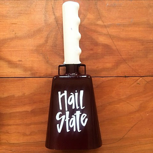 Hail State Cowbell