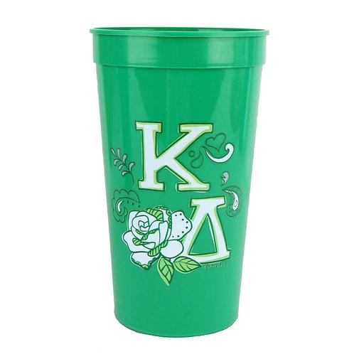 Kappa Delta Mascot Cup