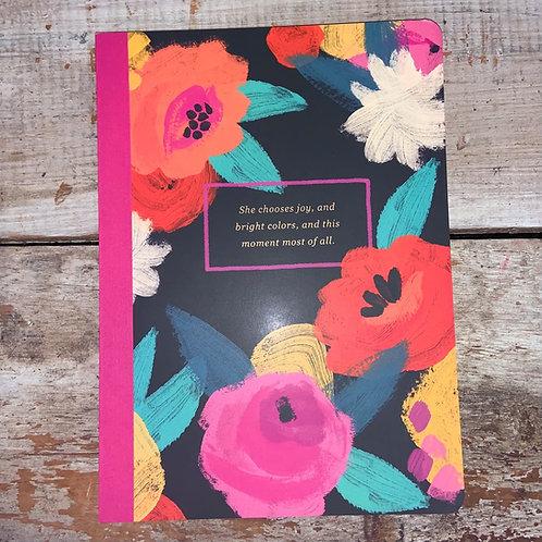 She Chooses Joy Journal