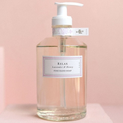 Relax Fine Hand Soap