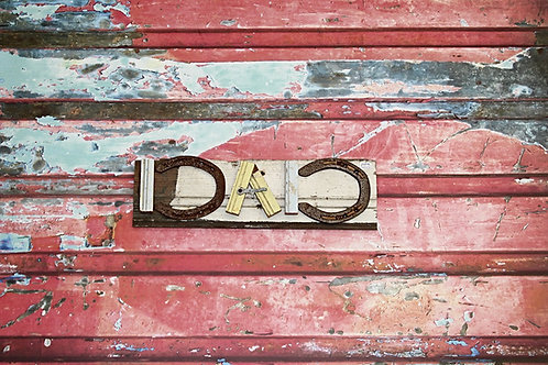Dad Wooden Sign