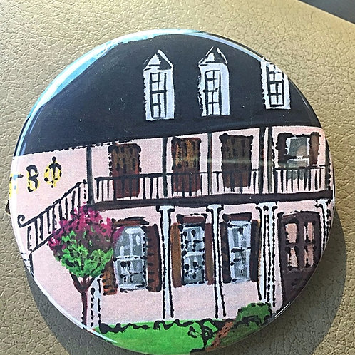 Pi Beta Phi House Game Day Button