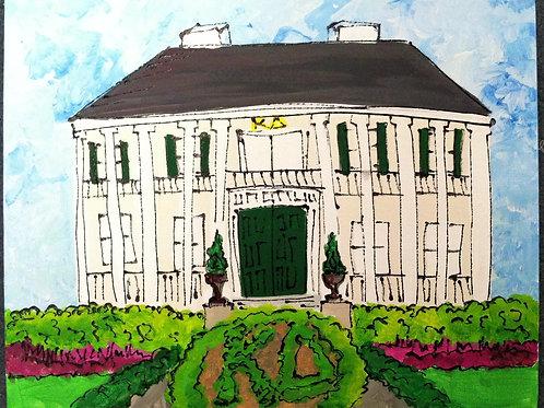 Kappa Delta House Print
