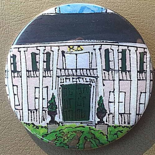 Kappa Delta House Game Day Button