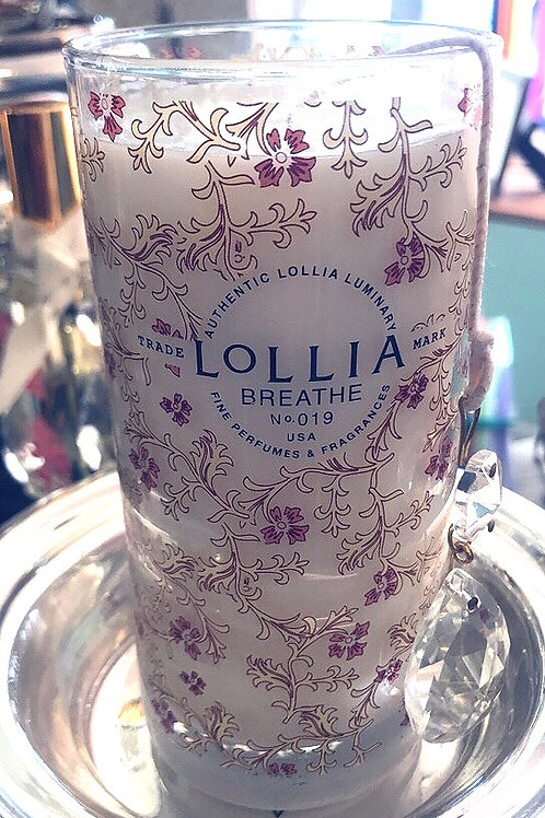 Breathe Candle