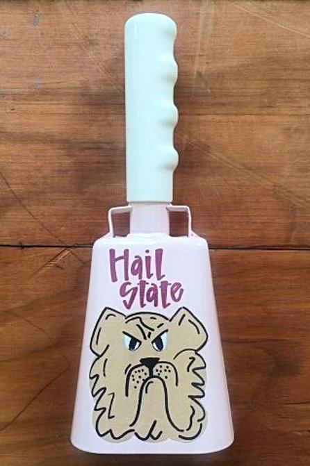 Hail State w/ Bulldog Cowbell