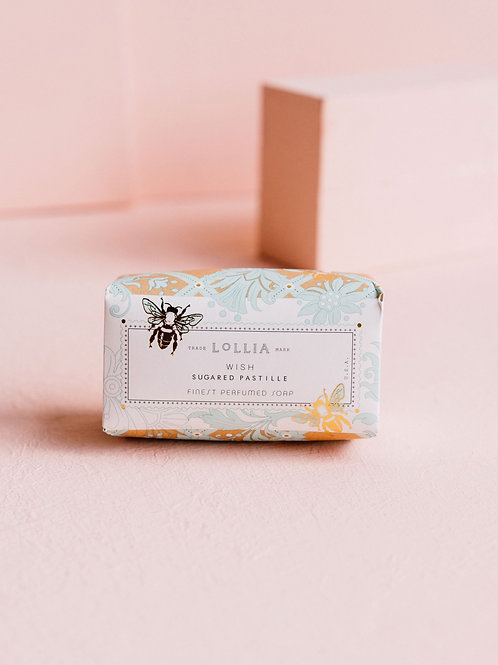 Wish Shea Butter Bar Soap