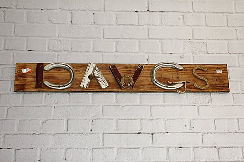 Dawgs Wooden Sign