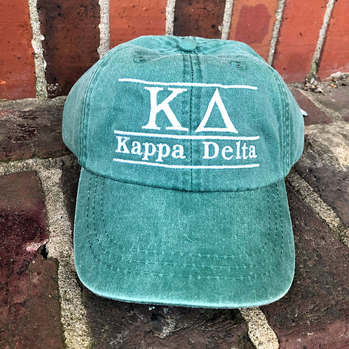 Kappa Delta Bar Hat