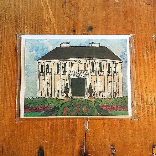 Kappa Delta House Stationary