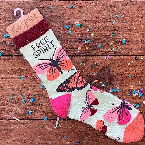 Free Spirit Socks