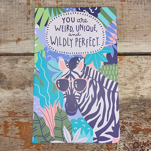 Wildly Perfect Journal