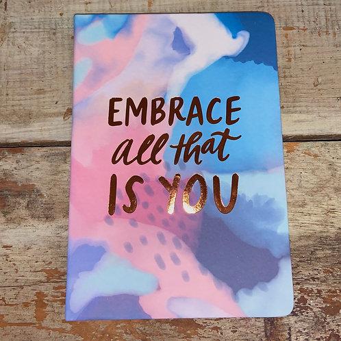 Embrace Journal