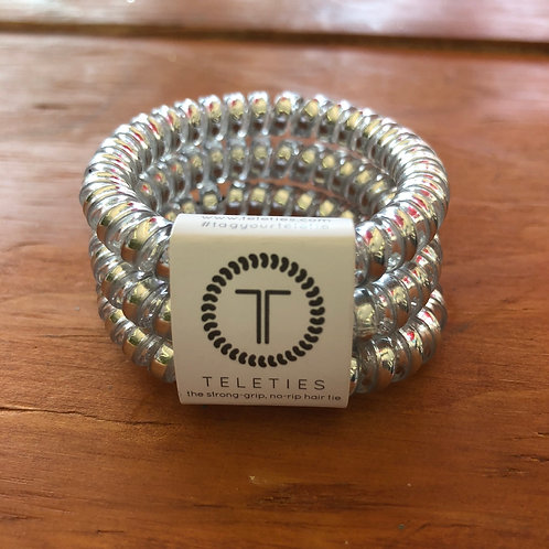 Electric Silver Teleties (small)