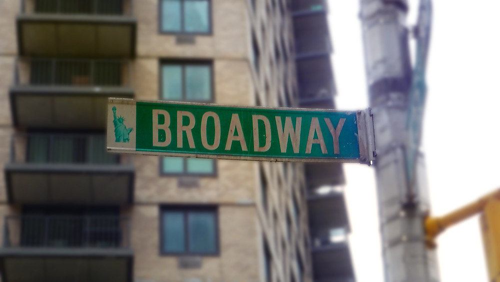 Broadway sign. picture: Christian Langer