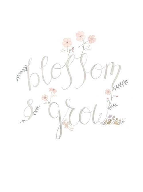 Blossom & Grow