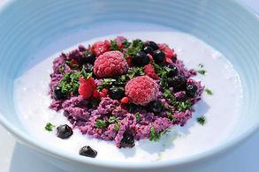 Raw porridge Sofia Dahlgren