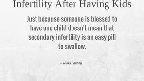 Secondary Infertility