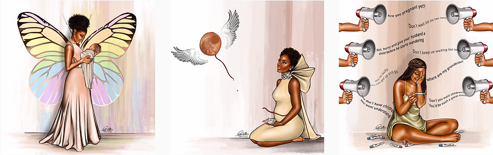 black women infertility