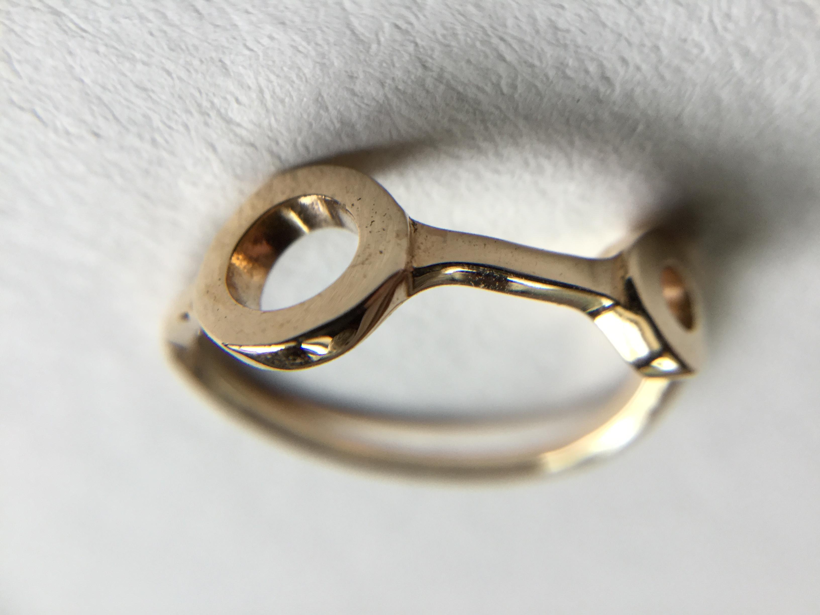 Nottingham Bronze Ring