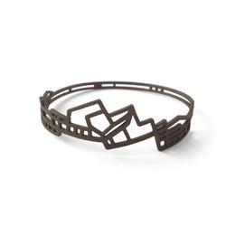 Zambrano Colombia Steel Bracelet