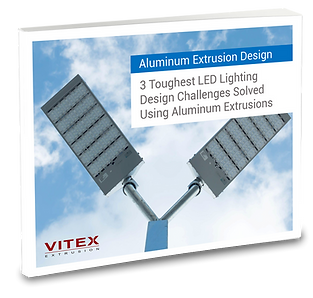 3 Toughest LED Lighting Design Challenges Solved Using Aluminum Extrusions