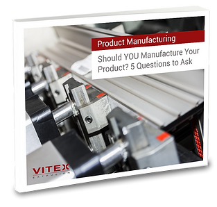 Should YOU Manufacturer Your Product? 5 Questions to Ask