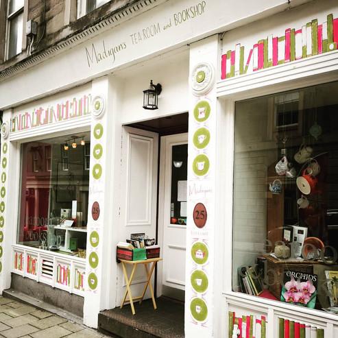 Madigan's Tea Room and Bookshop