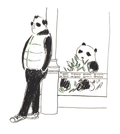 Panda Man