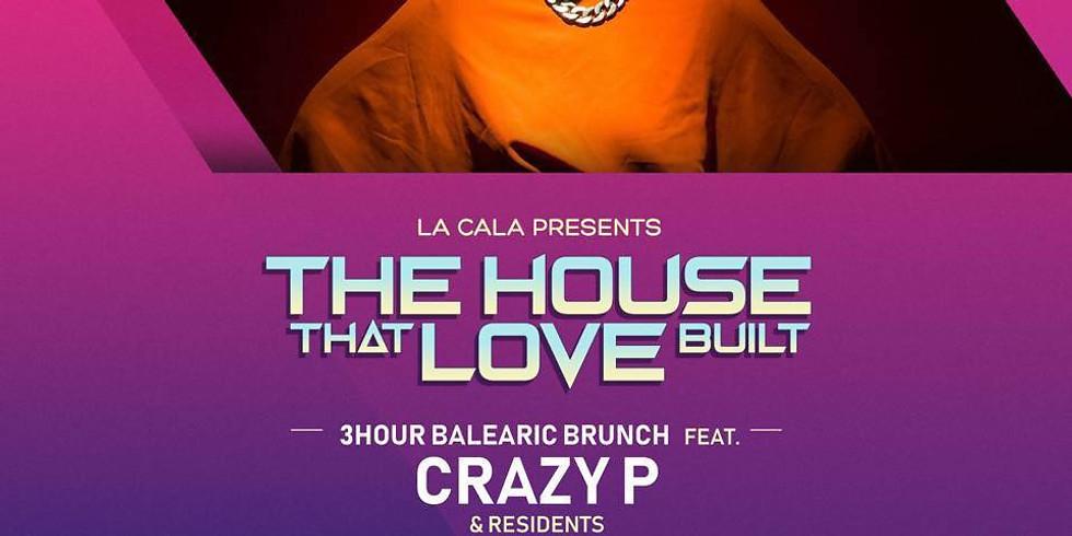 CRAZY P (DJ set) : Balearic Brunch @ La Cala