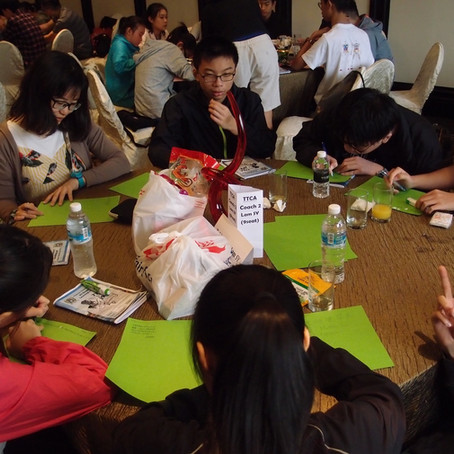 S3 Singapore Learning Trip