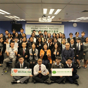 Women's Federation for World Peace Environmental Assembly - Model United Nations