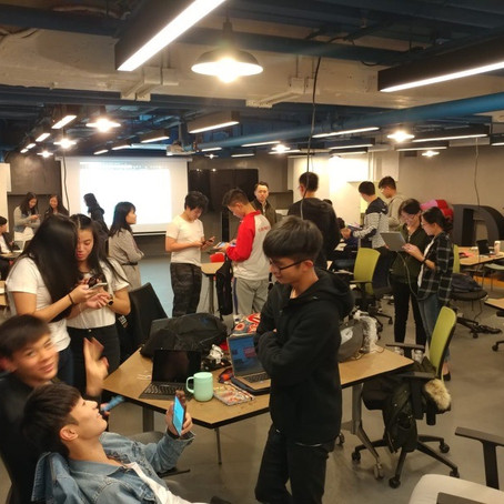 Young Founders School Bootcamp
