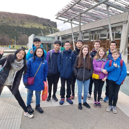 Scotland Exchange Trip