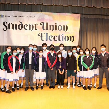 SU Election Day