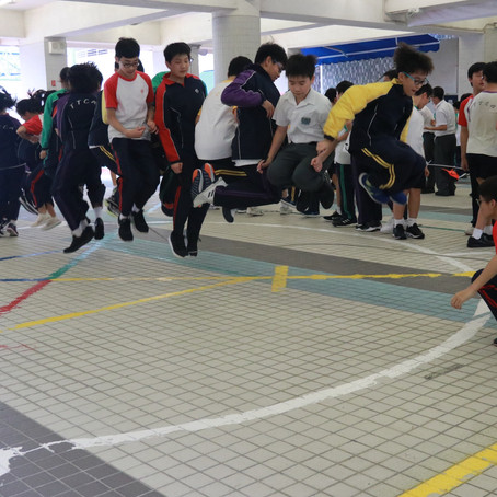 S.2 Inter-Class Competition