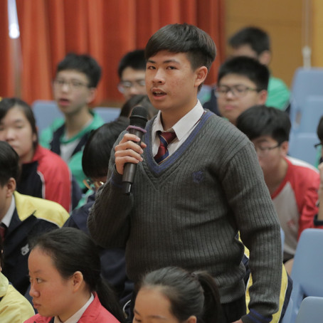 Day 3 Assembly (Career Talk)