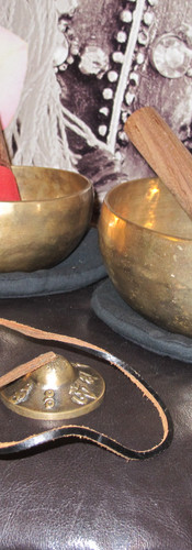 Les bols tibétains
