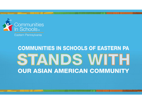 CIS of Eastern PA Stands With Our Asian American Community