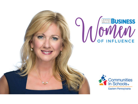 Maria Esposito Named a 2021 Lehigh Valley Business Woman of Influence
