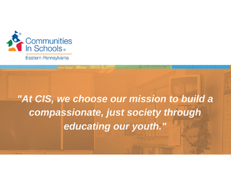 At Communities In Schools, We Choose Hope