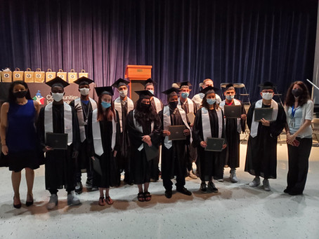 Ready, Set, Graduate! CIS of Eastern PA Celebrates Over 100 Graduating High School Seniors
