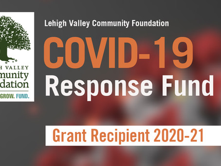 CIS Eastern PA Receives COVID-19 Response Fund Grant from Lehigh Valley Community Foundation