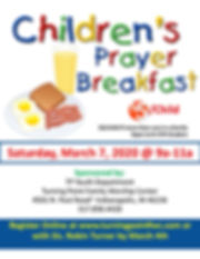 Children's Prayer Breakfast flyer 2020.j