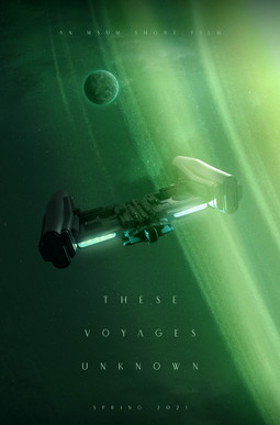 THESE VOYAGES UNKNOWN | TEASER POSTER