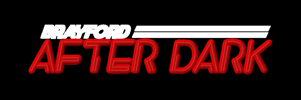 BRAYFORD RADIO UK // Brayford After Dark Conceptual Logo, March 2020
